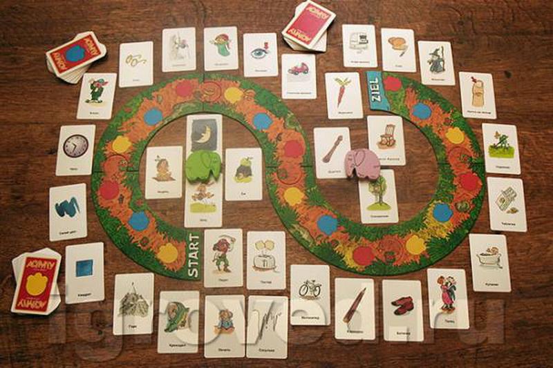 детская игра с картами