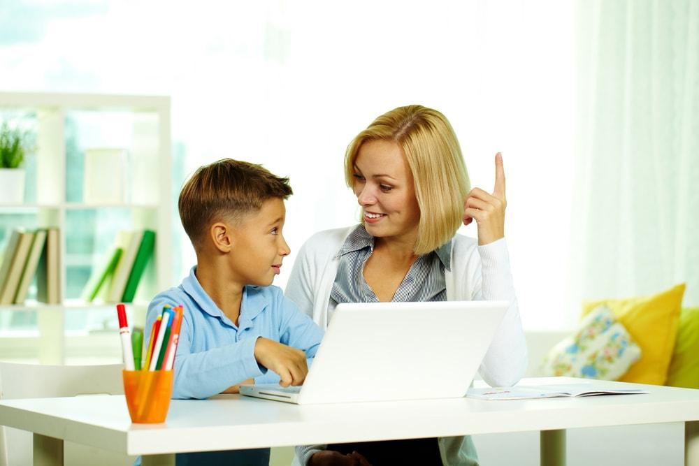 репетитор по скайпу для детей