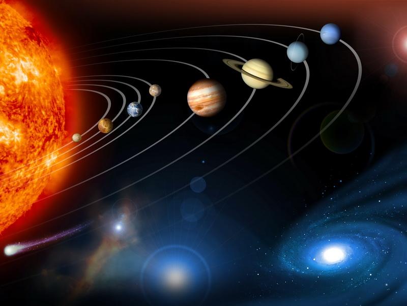Событие и явление в космосе
