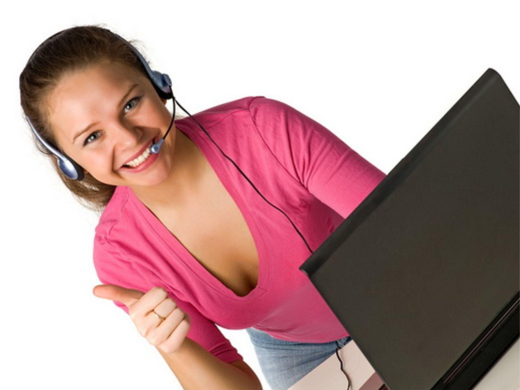 Разговор по скайпу бесплатно с девушкой 9 фотография