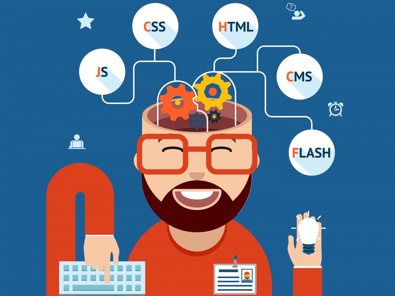 что в голове у программиста