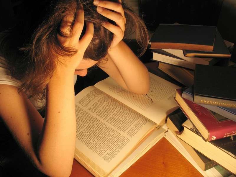 подготовка к экзамену в школе