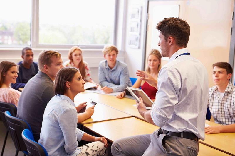 обучение в группах