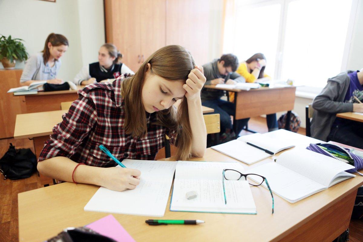 решение математических задач на экзамене