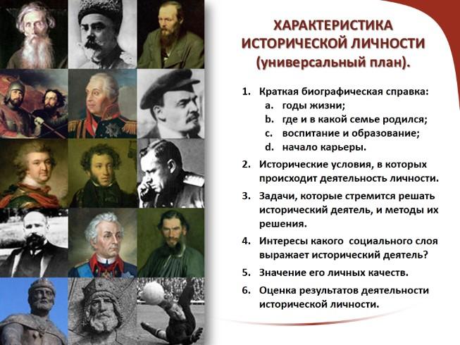 вопросы к ЕГЭ по истории
