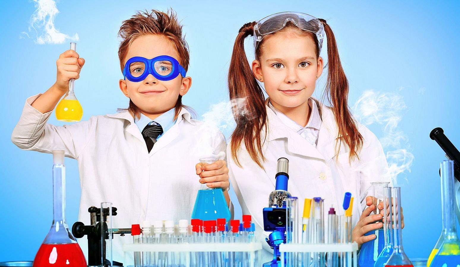 учим химию по скайпу
