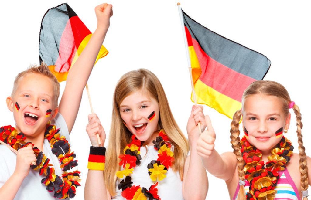 обучение немецкому детей через скайп